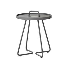 On the Move Side Table - X-Small - Light Grey