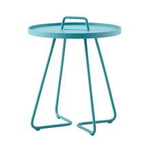 On the Move Side Table - Small - Aqua