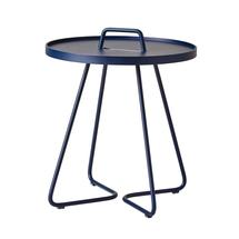 On the Move Side Table - Small - Midnight Blue