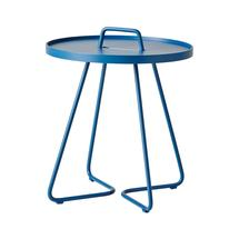 On the Move Side Table - Small - Dusty Blue
