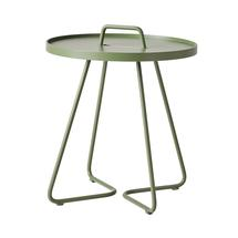 On the Move Side Table - Small - Olive Green