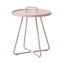 On the Move Side Table - Small - Dusty Rose