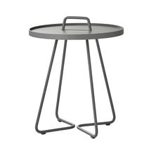 On the Move Side Table - Small - Light Grey