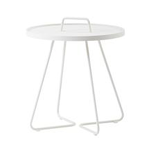 On the Move Side Table - Small - White