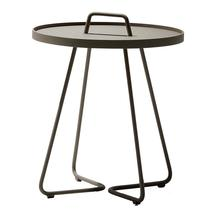 On the Move Side Table - Large - Taupe