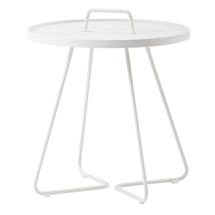On the Move Side Table - Large - White