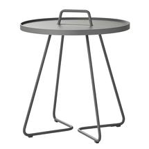 On the Move Side Table - Large - Light Grey