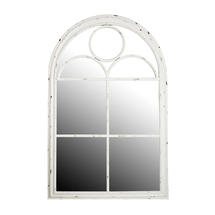 Vintage Style Framed Arch Mirror