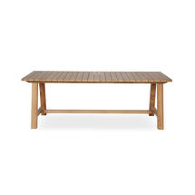 Bernard Table 215 cm - Solid Teak