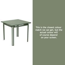 Costa Square Table - Cactus