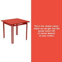 Costa Square Table - Capucine
