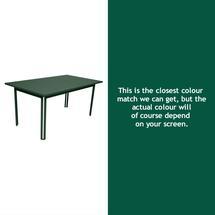 Costa Dining 160x80 Table - Cedar Green
