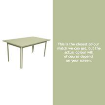 Costa Dining 160x80 Table - Willow Green