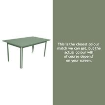 Costa Dining 160x80 Table - Cactus