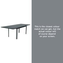 Costa Extending Table - Storm Grey