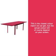 Costa Extending Table - Pink Praline