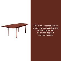 Costa Extending Table - Red Ochre