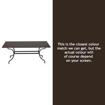 Romane Rectangular 180cm Table - Russet