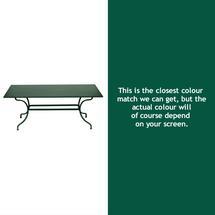 Romane Rectangular 180cm Table - Cedar Green