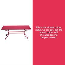 Romane Rectangular 180cm Table - Pink Praline