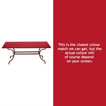 Romane Rectangular 180cm Table - Poppy