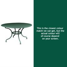 Romane Round 137cm Table - Cedar Green