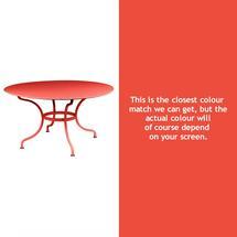 Romane Round 137cm Table - Capucine