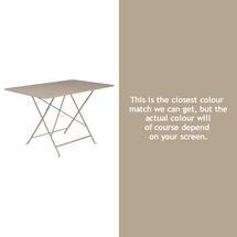 Bistro 117x77 Table - Nutmeg