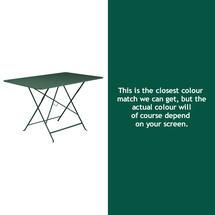 Bistro 117x77 Table - Cedar Green