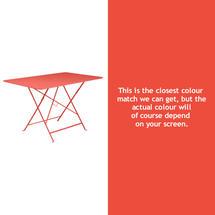 Bistro 117x77 Table - Capucine
