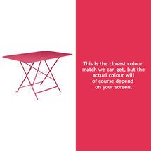 Bistro 117x77 Table - Pink Praline