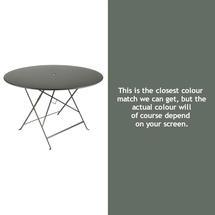 Bistro 117cm Round Table - Rosemary
