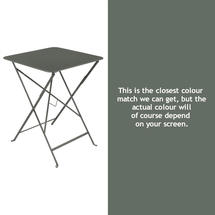 Bistro 57cm Square Table - Rosemary