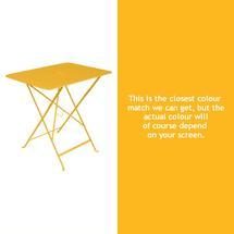 Bistro 77x57 Table - Honey