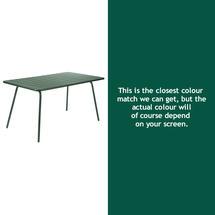 Luxembourg 143 x 80 Table - Cedar Green