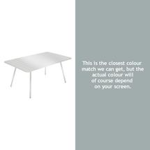 Luxembourg 165 x 100 Table - Steel Grey