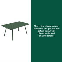 Luxembourg 165 x 100 Table - Cedar Green