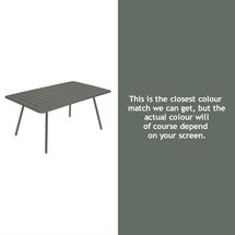 Luxembourg 165 x 100 Table - Rosemary