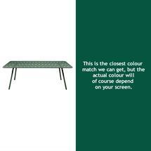 Luxembourg 207 x 100 Table - Cedar Green