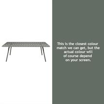 Luxembourg 207 x 100 Table - Rosemary
