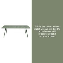 Luxembourg 207 x 100 Table - Cactus