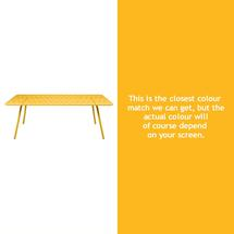 Luxembourg 207 x 100 Table - Honey