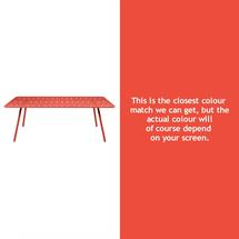 Luxembourg 207 x 100 Table - Capucine
