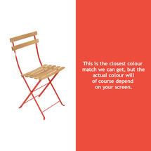 Bistro Natural Chair - Capucine