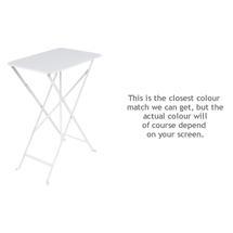 Bistro 37x57 Table - Cotton White