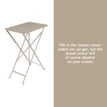 Bistro 37x57 Table - Nutmeg