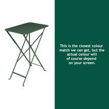 Bistro 37x57 Table - Cedar Green