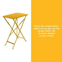 Bistro 37x57 Table - Honey