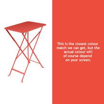 Bistro 37x57 Table - Capucine