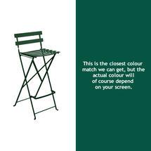 Bistro Tall Chair - Cedar Green